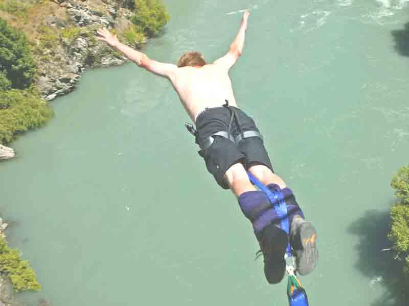 Bunjy Jumping Nepal