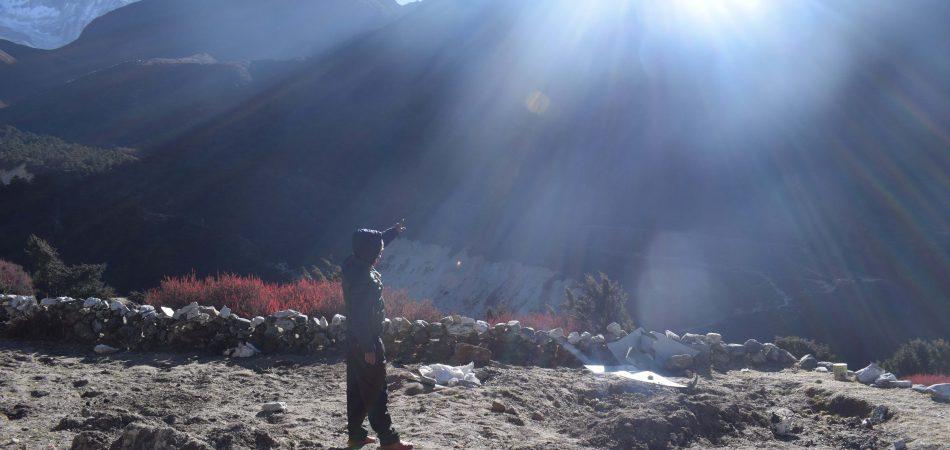 Gorkha Barpark trekking