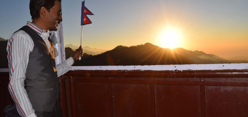 Sunrise View form Sarankot - Pokhara