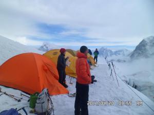 everest base camp three